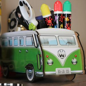 Настольный органайзер VW Camper