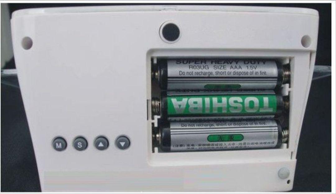 Часы Доска для записей с USB-хабом