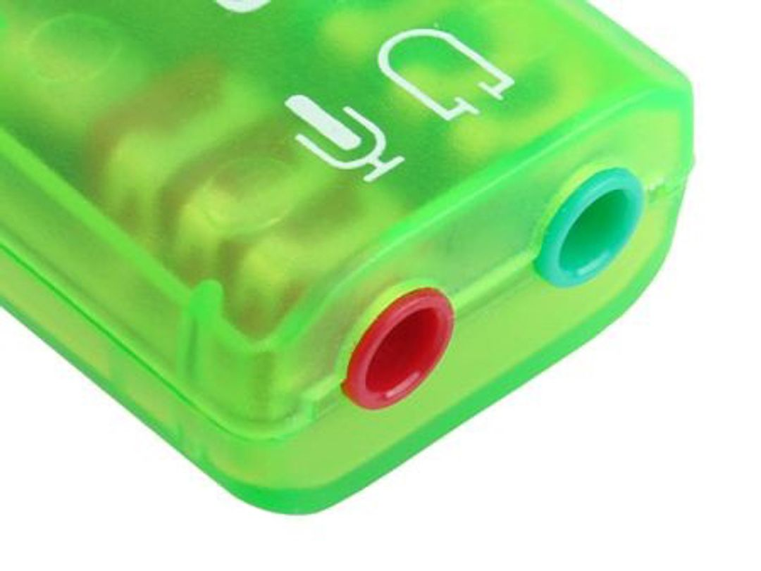 USB Аудиокарта