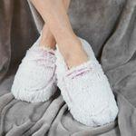 Тапочки-грелки Marshmallow (розовые)