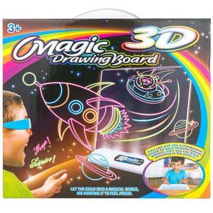 Магическая 3D доска для рисования Magic 3D Board Космос