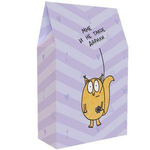 Подарочная коробка Мне и не такое дарили