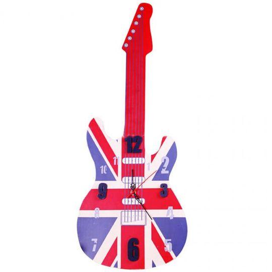 Часы настенные Гитара