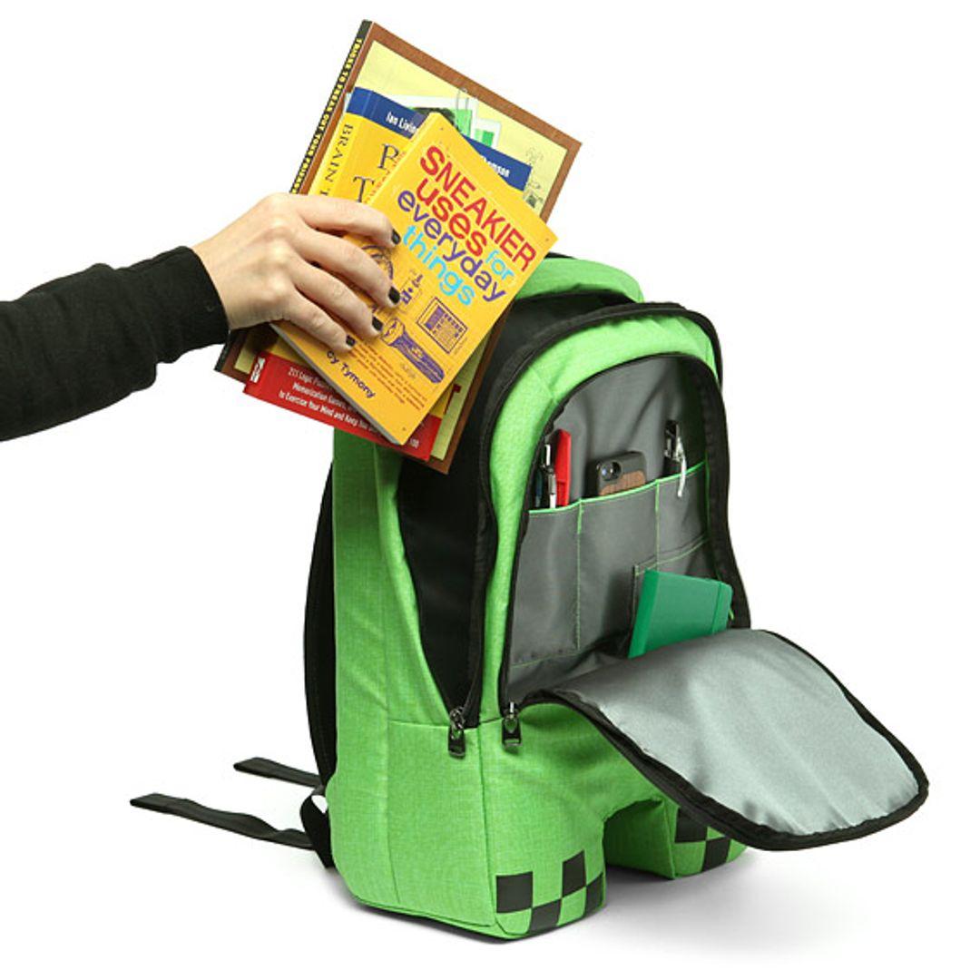 Рюкзак Creeper Minecraft