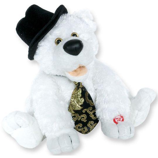 Музыкальная игрушка Медвежонок Августин