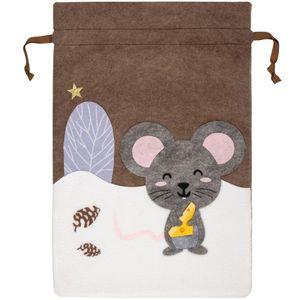 Мешок для подарков Мышка Noel
