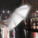 Зонт светоотражающий Reflective