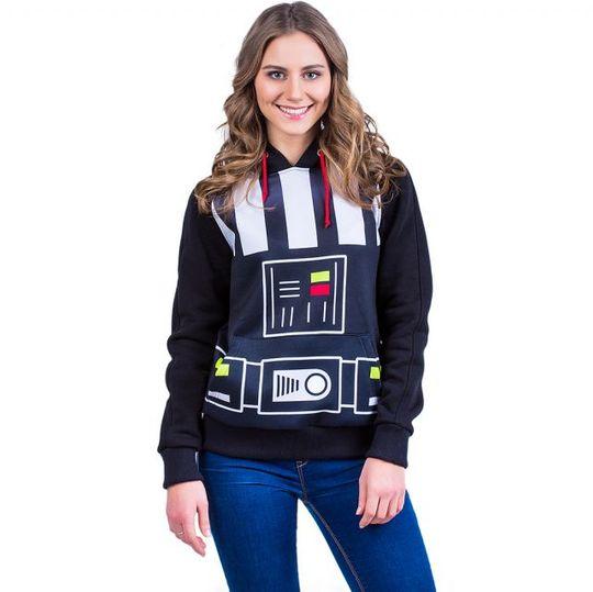 Толстовка Darth Vader (женская)