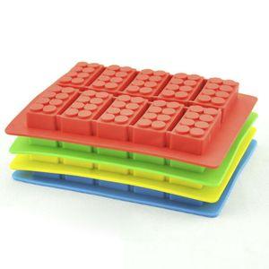 Форма для льда Лего