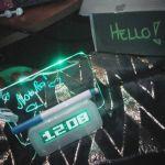 Часы Доска для записей с USB-хабом Отзыв
