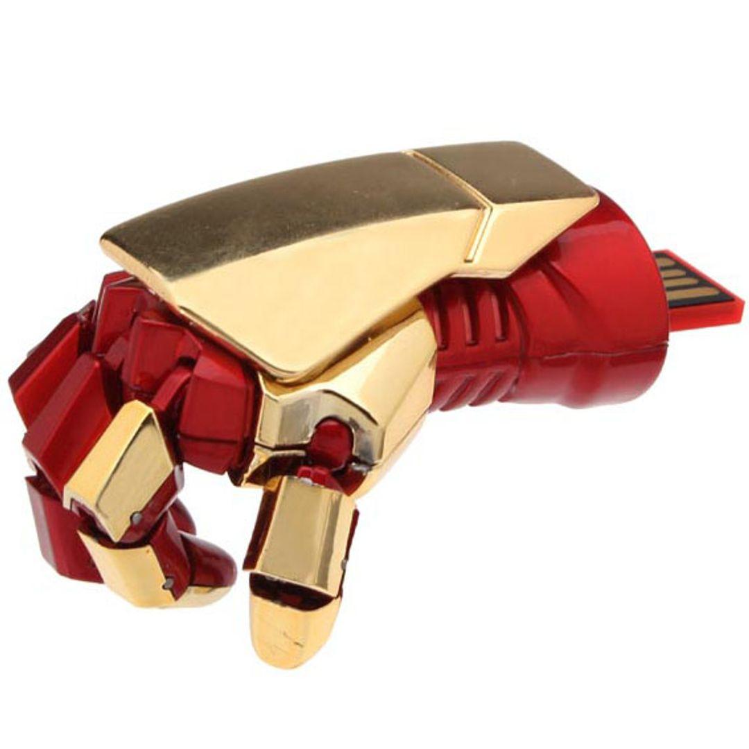 Флешка Рука Железного человека Iron Man 8 Гб