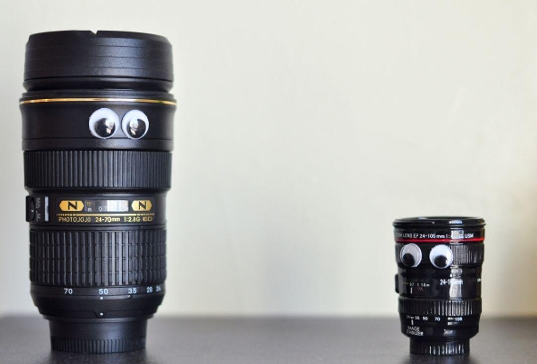 Набор стопок Объектив Nikon