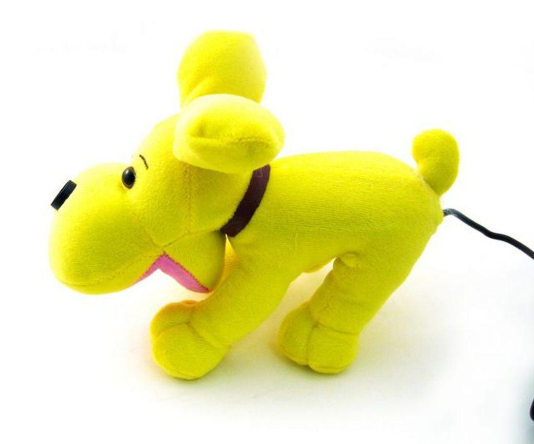 Веб Камера Желтая Собачка