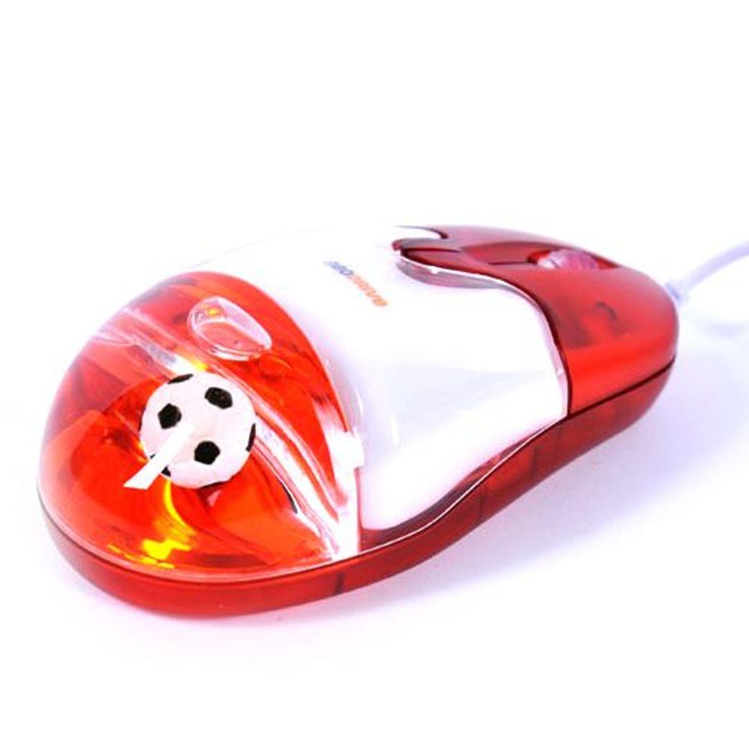 Жидкая мышь Футбольный мяч