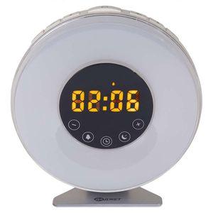 Световой будильник Новый Рассвет МТ5045