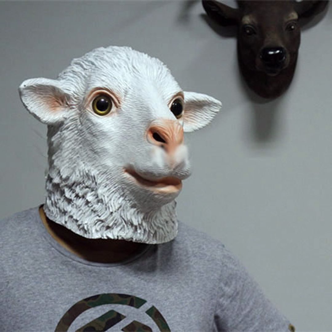Маска Овца