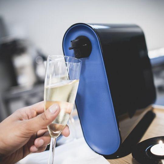 Винный сервер Wine Server Как наливать вино