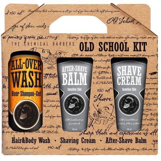 Подарочный набор The Chemical Barbers Old School Kit (TCB47)