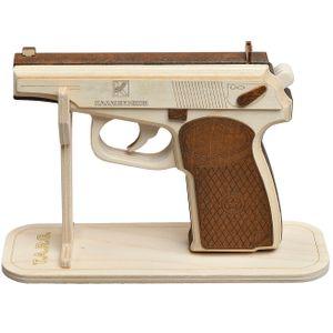 Конструктор Пистолета Макарова PM-9mm