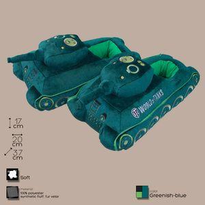 Тапочки Танк ИС-7 World of Tanks