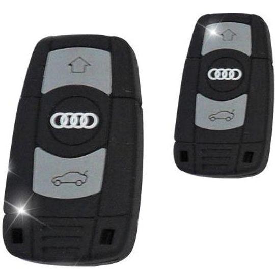 Флешка Audi 16 Гб Две флешки рядом