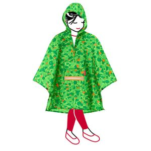 Дождевик Mini Maxi Poncho kids Greenwood