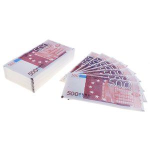 Салфетки Купюра 500 евро