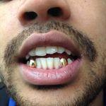 Накладной Золотой зуб HipHop Grillz