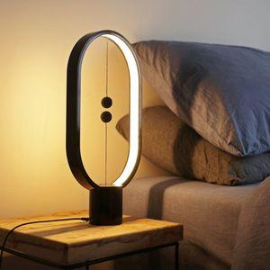 Настольный светильник с магнитами Levitation Lamp