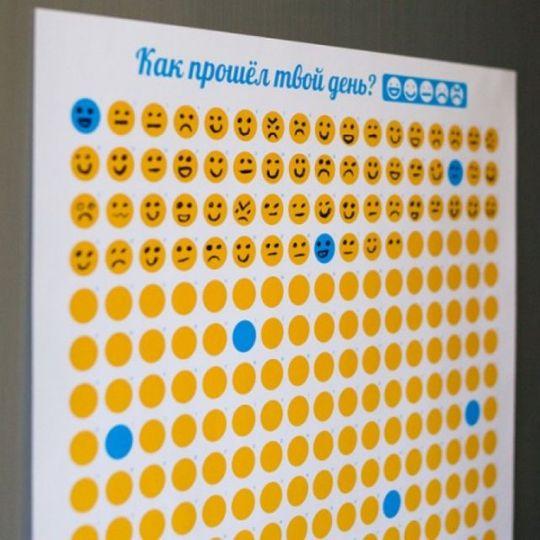 Календарь настроения