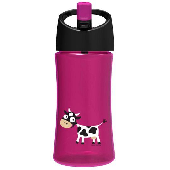 Детская бутылка для воды Carl Oscar Коровка (0.35 л)
