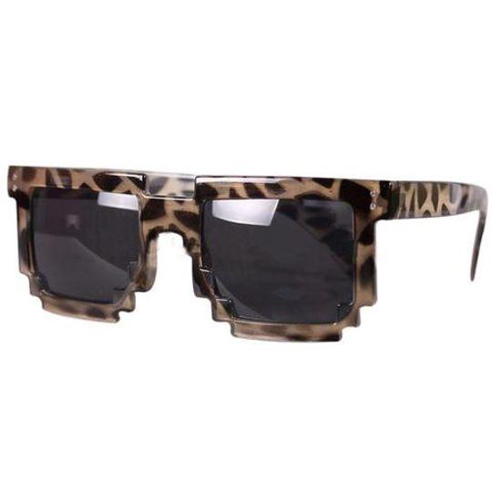 8-битные очки (Леопардовые)