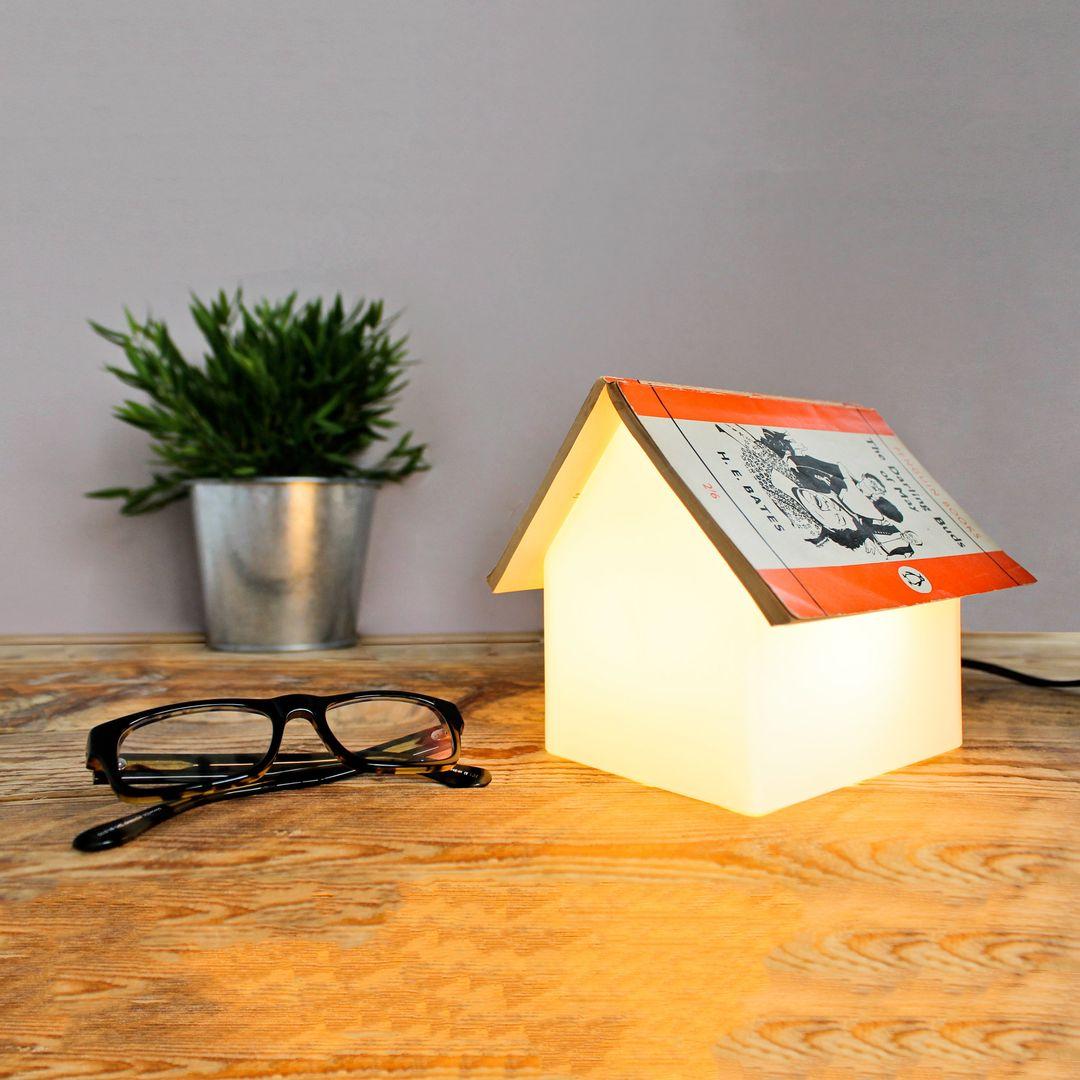 Настольный светильник Домик Book Rest