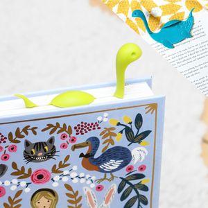 Закладка для книги Несси Nessie