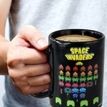 Термокружка Space Invaders С горячим напитком внутри