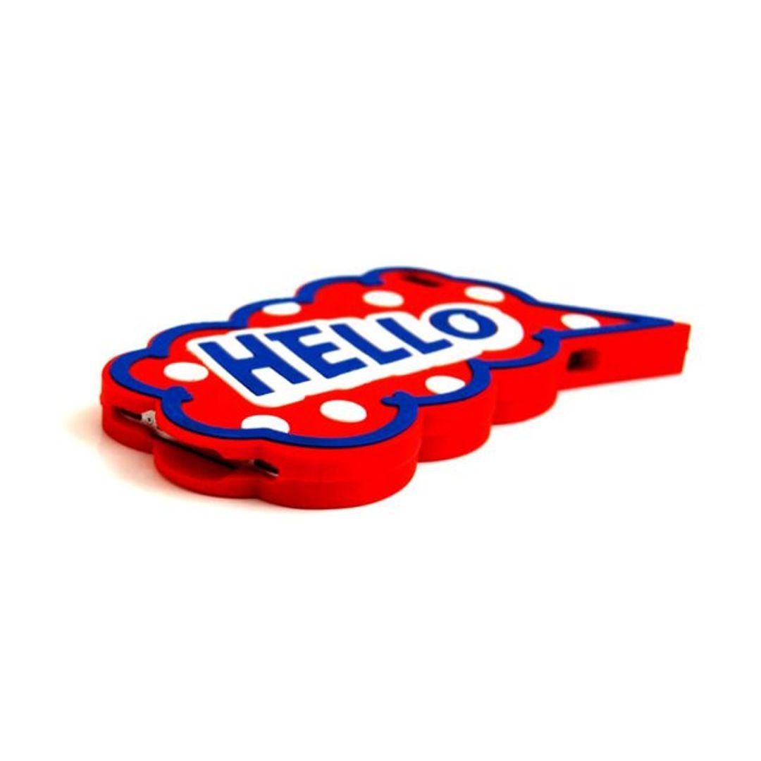 Чехол iPhone 4 Hello