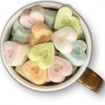 Сахарные сердечки