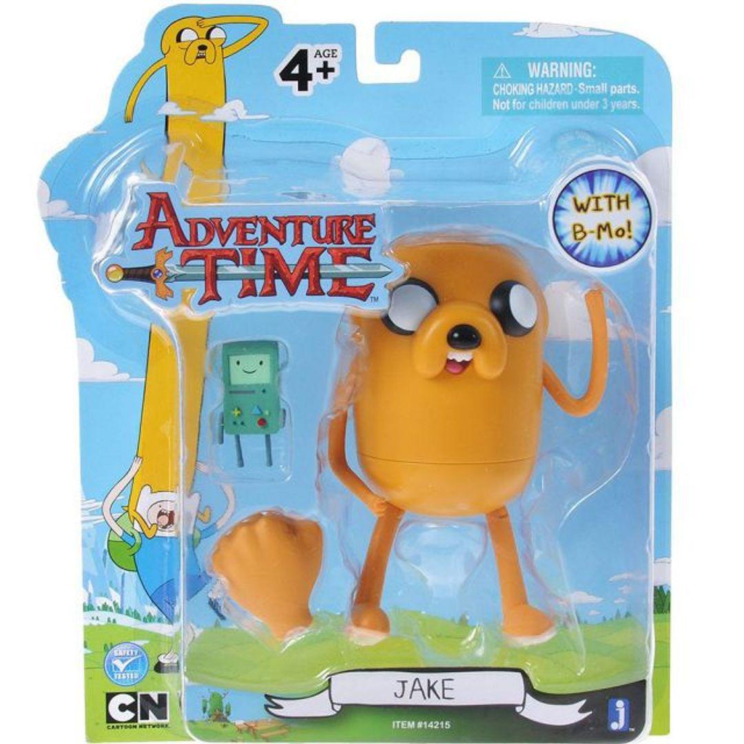 Игрушка Jake Adventure time Упаковка