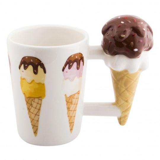 Кружка Мороженое (Шоколадный)