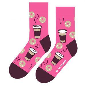 Носки Пышки и кофе