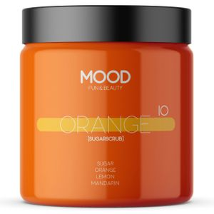 Сахарный скраб MOOD ORANGE №10 (mini)