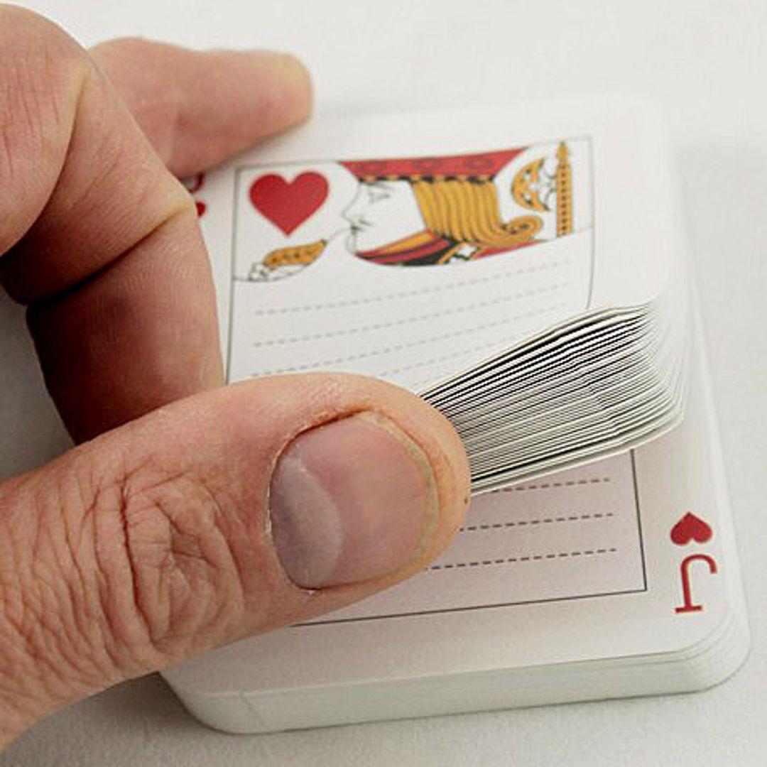 Блокнот Игральные карты Big Deal