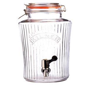 Диспенсер для напитков Kilner Vintage (8 л)