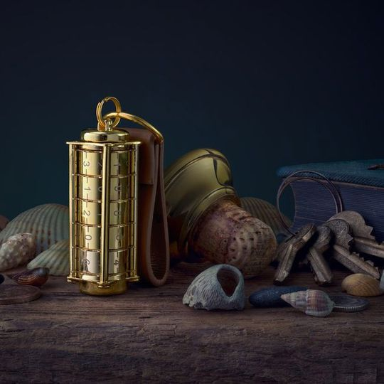 Флешка Cryptex Gold Limited Edition 64 Гб