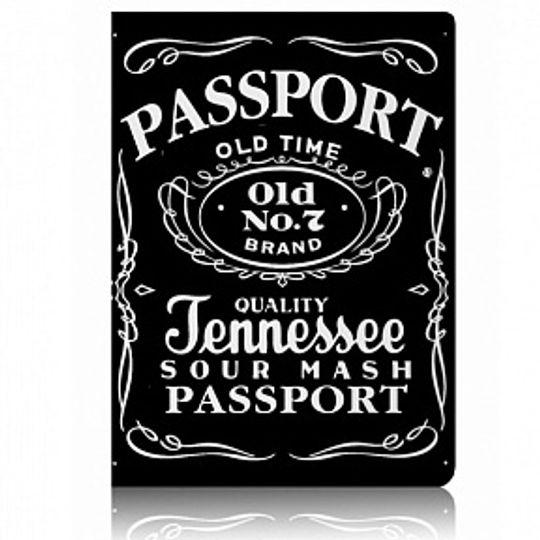 Обложка для паспорта Jack Daniels