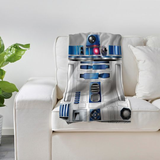 Плед Star Wars R2-D2