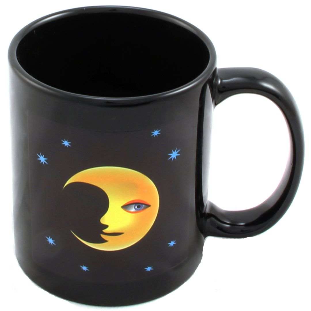 Термокружка Солнце и луна Sun & Moon Mug