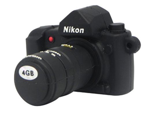 Флешка Фотоаппарат Nikon 4 Гб