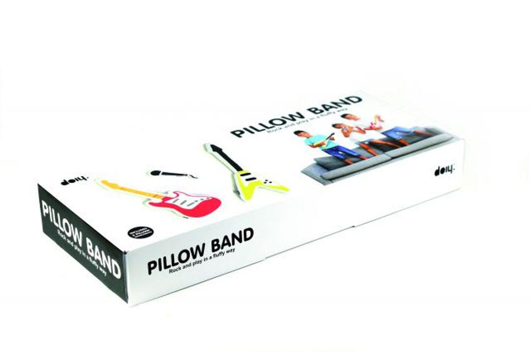 Набор подушек Рок-группа Pillow band Упаковка