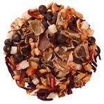Ароматный фруктовый чай (кэроб, каркаде, яблоко) (75 г)